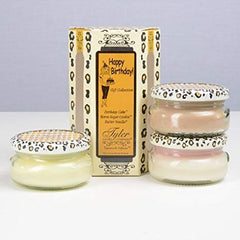 Tyler Candle Gift Sets - Happy Birthday, Baked, Cheaper Than Therapy, Get Well Soon, Our Favorites - Haute Stuff Boutique