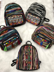 Embroidered Mini Backpacks - Haute Stuff Boutique