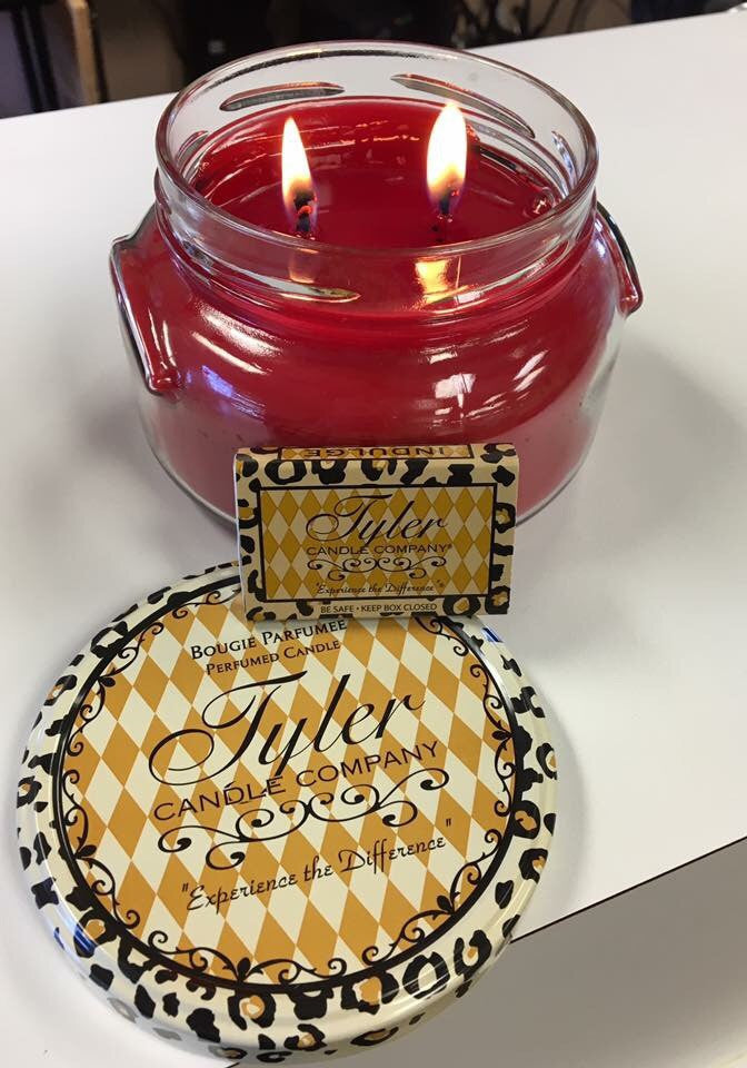 Tyler's Candles 22 oz. - Haute Stuff Boutique