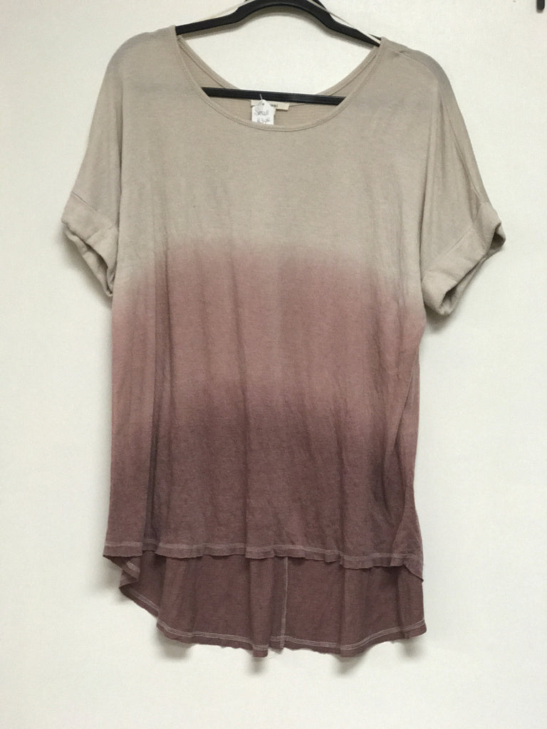 Lexi Dip Dye Tunic - Haute Stuff Boutique