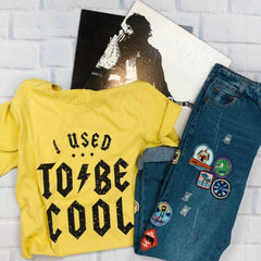 I Used To Be Cool Short Sleeve T-Shirt - Haute Stuff Boutique