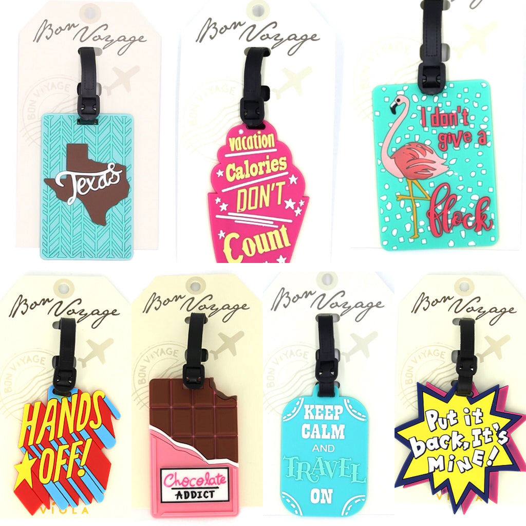 Luggage Tags - Haute Stuff Boutique