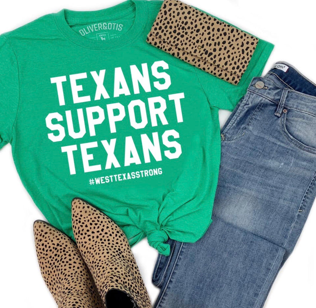 Texans Support Texans - Haute Stuff Boutique