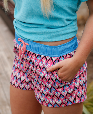 Jadelynn Brooke Aloha Darling Shorts