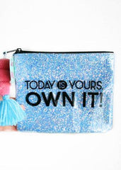 Happy Cosmetic Bags by The 3 Happy Hooligans - Haute Stuff Boutique