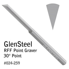 GRS® GlenSteel RFF Point Graver