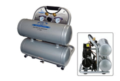 Ultra Quiet Lightweight Air Compressor - Oil Free