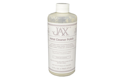 JAX® Metal Cleaner Polish