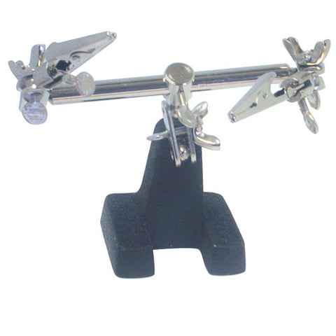 Third Hand Double Clamp Stand
