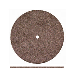 "Dedeco® Brown Cutting-Off Wheels 1-1/2"" x .032"")"