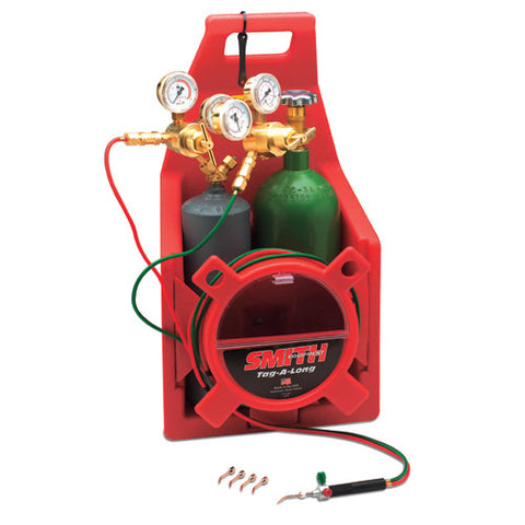 Smith® Acetylene Caddy Kit