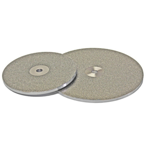 Diamond Lapping Discs - Aluminum