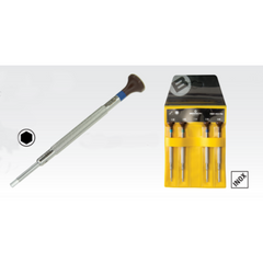 Beregon® Hex Screwdrivers Set of 4