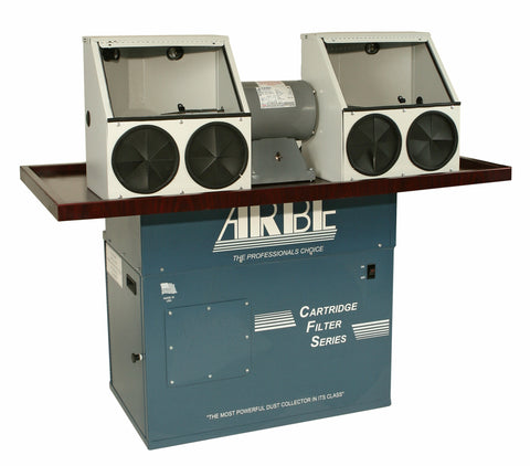 Arbe® Polishing System - Cartridge Filter Deluxe Double Spindle