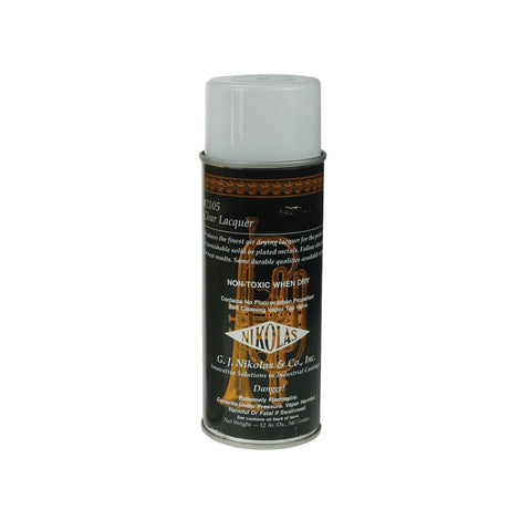 GRS® Spray Lacquer - Clear