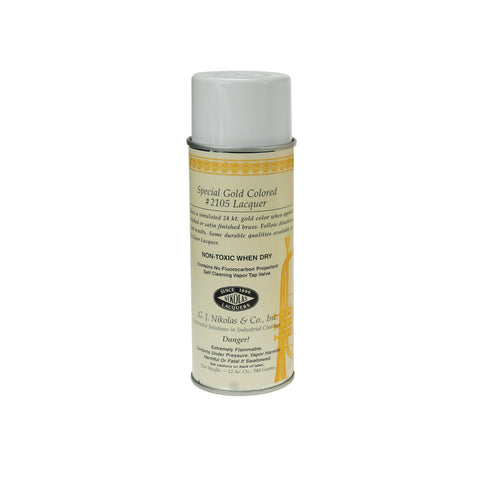 GRS® Spray Lacquer - Gold