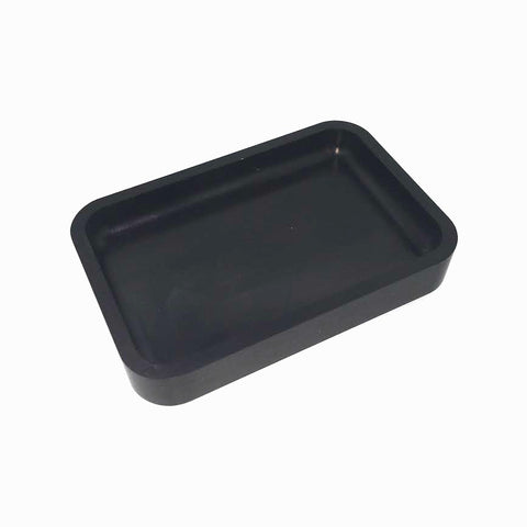 Stackable Black Tray