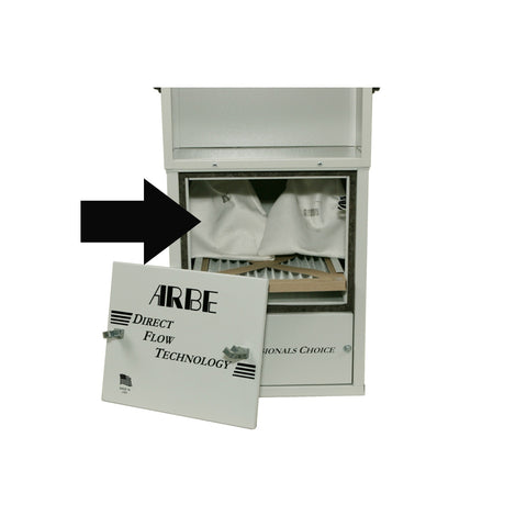Arbe® Replacement Hanging Filter Bag