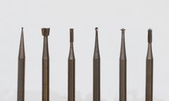 Bur Set - Wax Burs (6 Piece Set)
