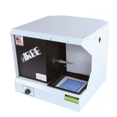 Arbe® Polishing Machine -  Down Draft Single Spindle - Variable Speed
