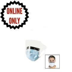 Disposable Face Mask with Anti-fog Shield