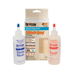 Devcon® 5 Minute Epoxy - Bottles
