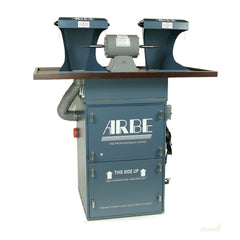 Arbe® Polishing System - Floor Double Spindle Motor + 2 Hoods