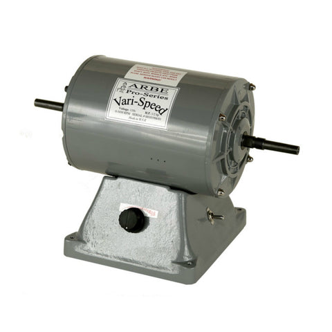 Arbe® Polishing Motor - Variable Speed Double Spindle Pro-Series