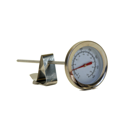 Arbe® Dual Scale Stainless Steel Thermometer