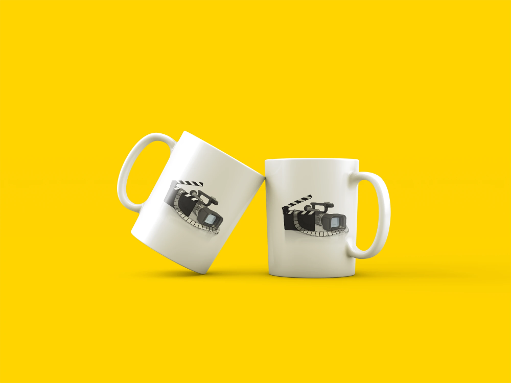 Video Camera Mug WebStore TV - Web Store TV WSTV