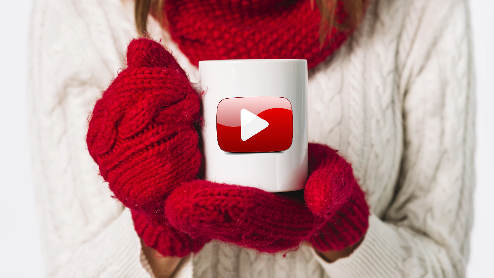 Play Button Mug WebStore TV - Web Store TV WSTV