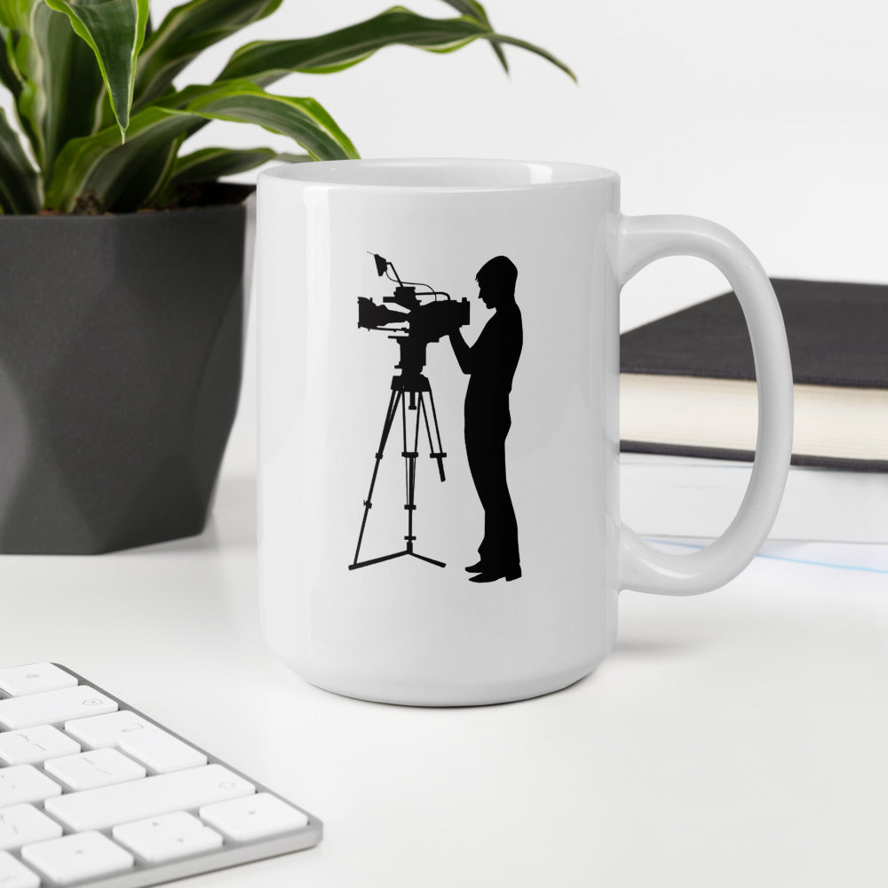 Director of photography WebStore TV Mug - Web Store TV WSTV