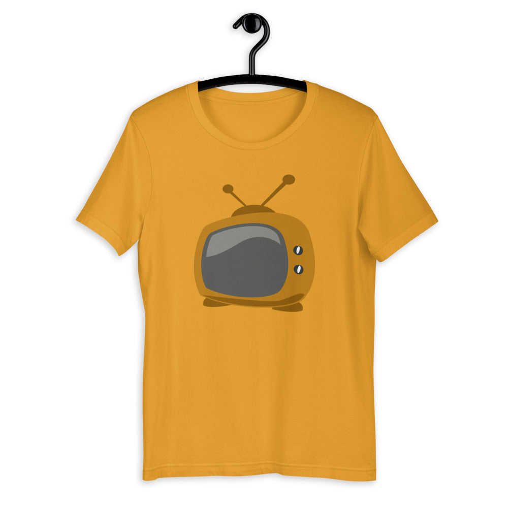 TV Mustard WebStore TV Short-Sleeve Unisex T-Shirt - Web Store TV WSTV