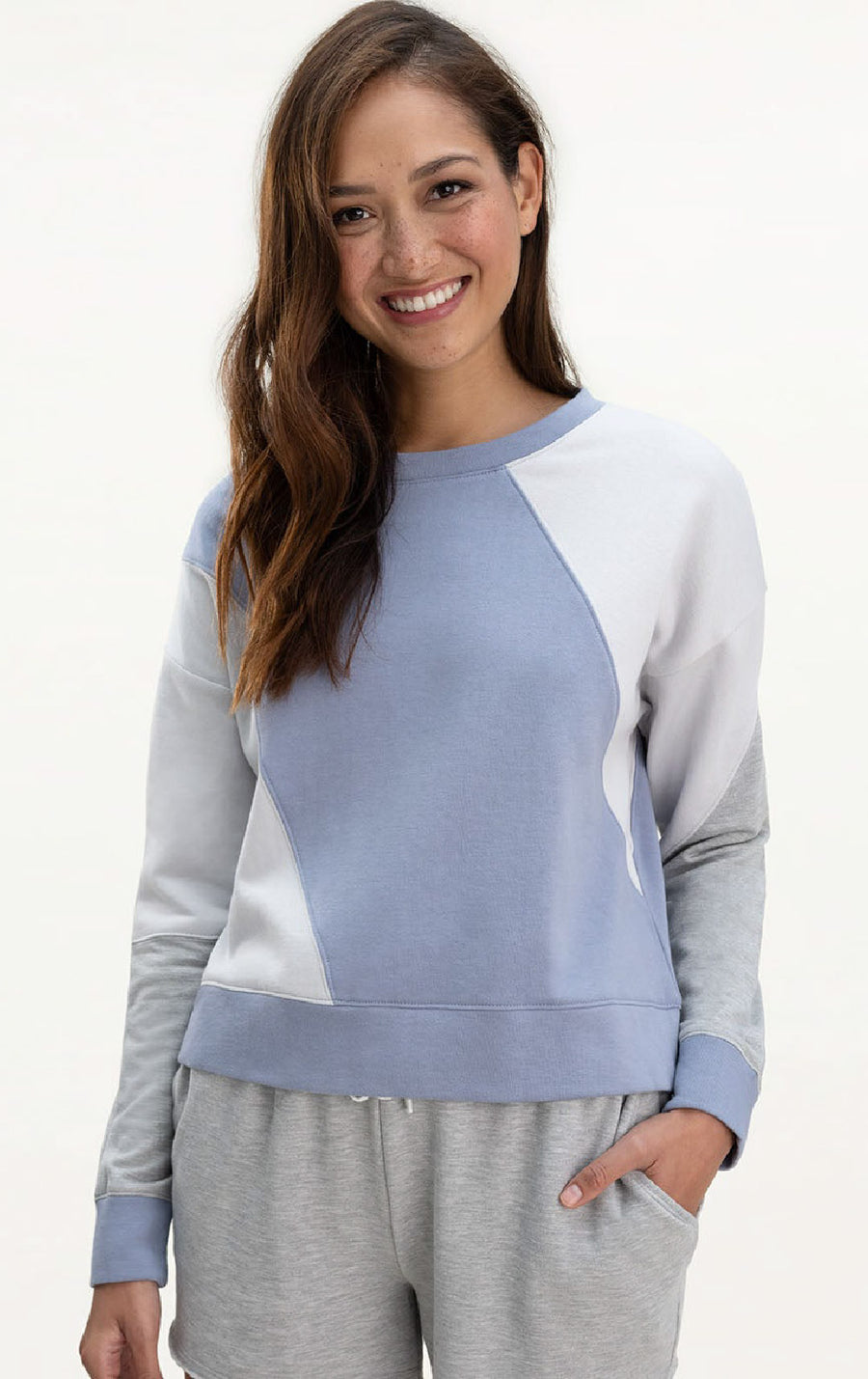 Morning Star Pullover