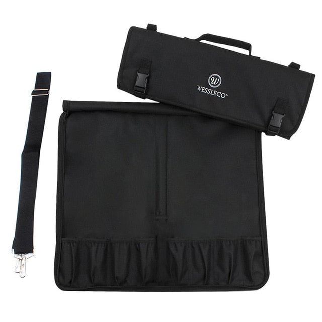 Multifunctional Cutter Roll Bag Chef Knife Bag Kitchen Cooking