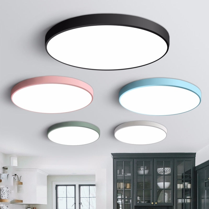 LED Ceiling Light Modern Fixture  Lamp Living Room