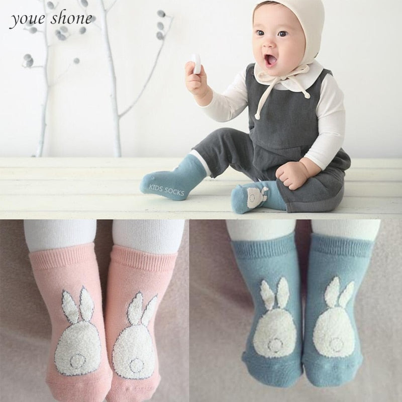 New!! 2019 Spring/Autumn Winter Baby Cartoon Star Cotton Socks