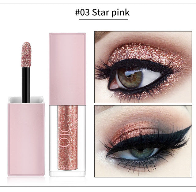 Brand Eyes Makeup Glitter & Shimmer Liquid Diamond Shinning