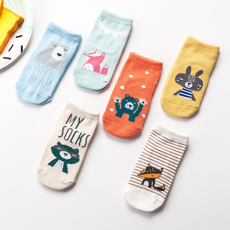 New!!! 2019 Spring Autumn Winter Baby Cotton Socks