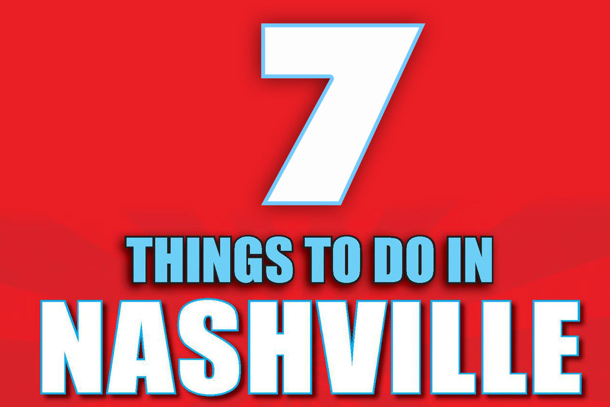 7 Things to Do in Nashville During a Pandemic