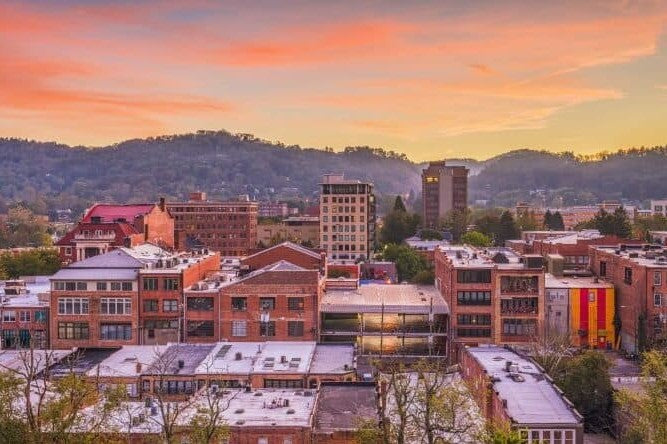 COVID Can't Keep Us Down: Exploring Asheville Edition