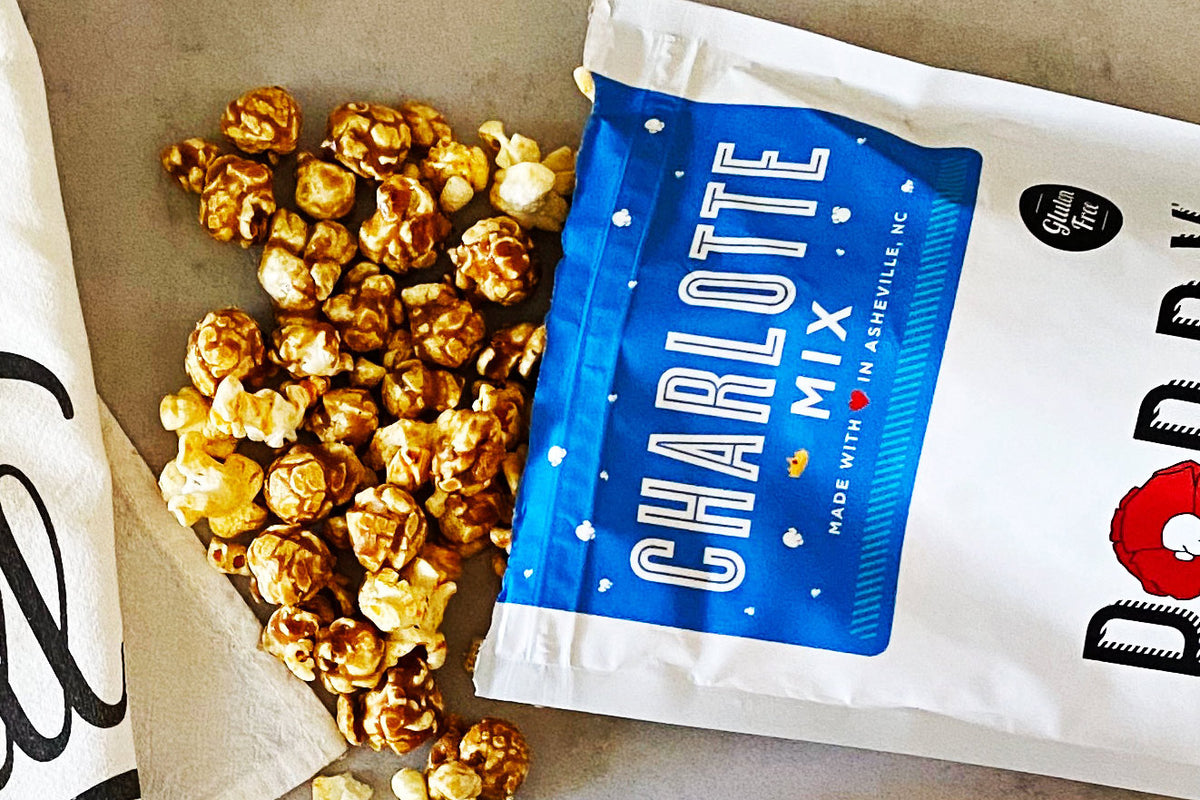 Snack of the Week: Poppy Hand-Crafted Popcorn - Charlotte Mix
