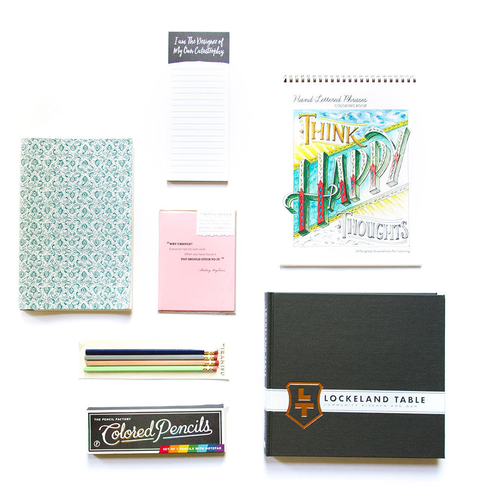 Batch Mother's Day Gift Guide - Stationery and Paper Edition