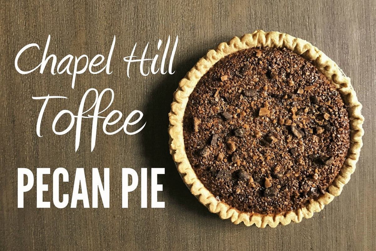Recipe Feature: Chapel Hill Toffee Pecan Pie