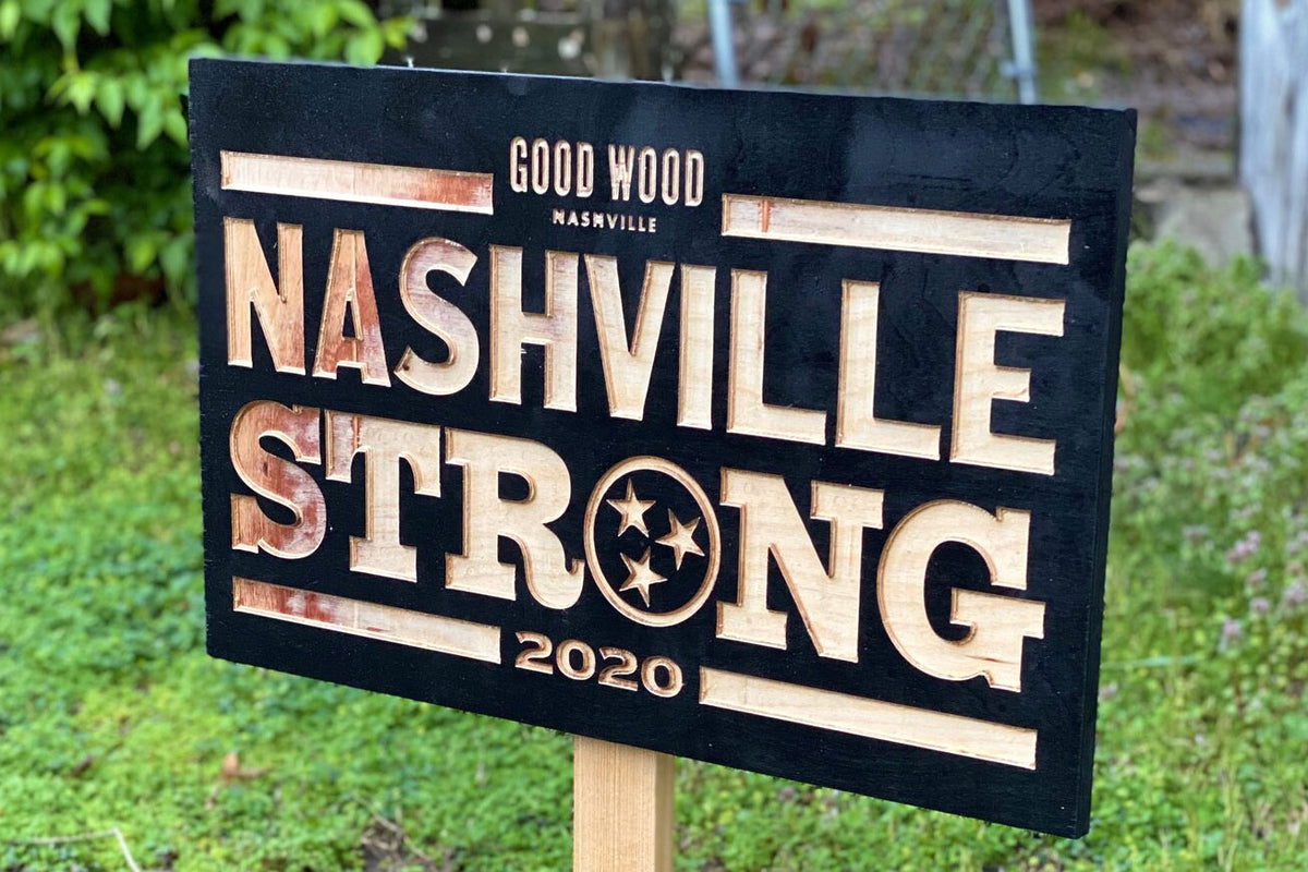 Nashville Still Strong and Safer at Home