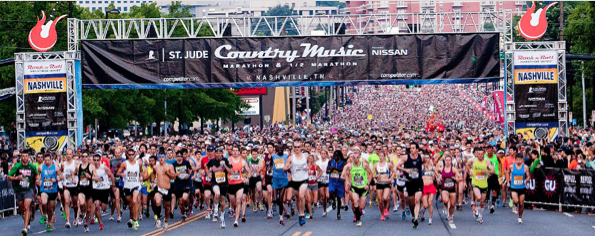 Where to Carb Up Before the Nashville Marathon