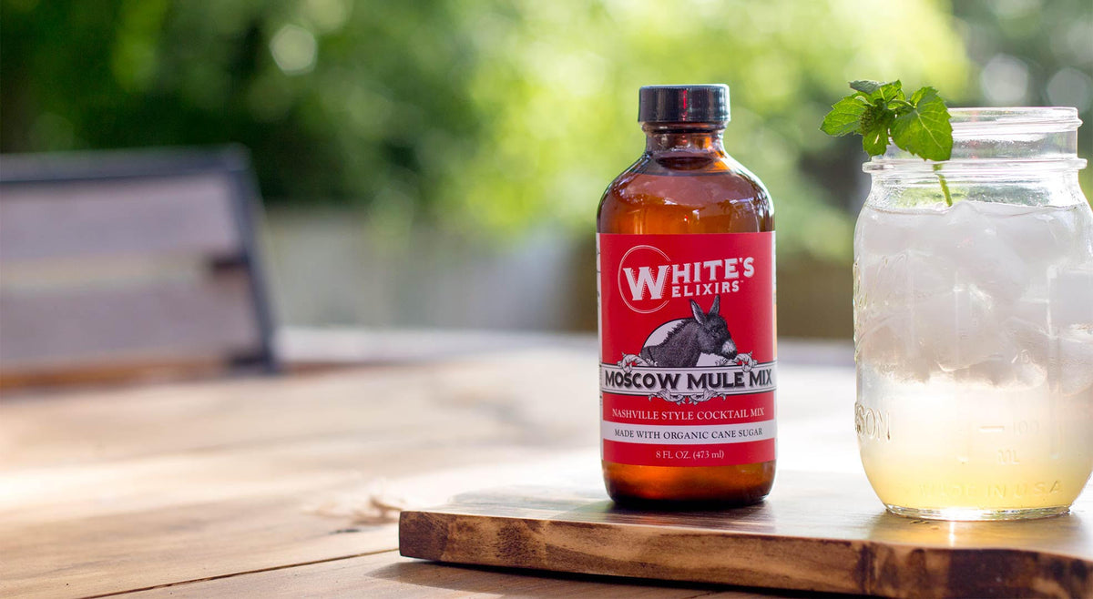 Getting Our Mule On with White's Elixirs