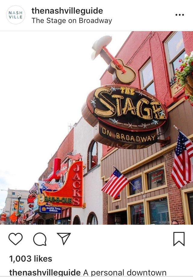 Seven Essential Nashville Instagram Accounts