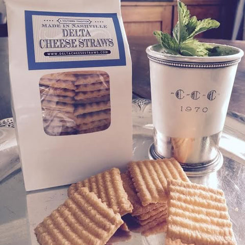 Delta Cheese Straws