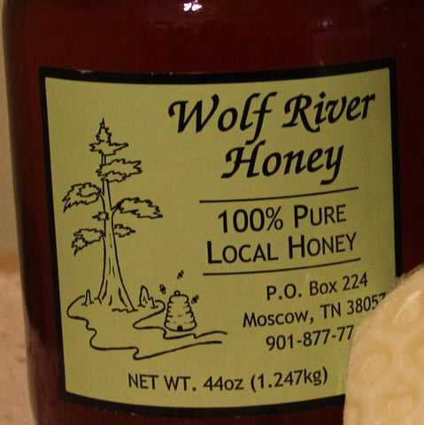 Wolf River Honey